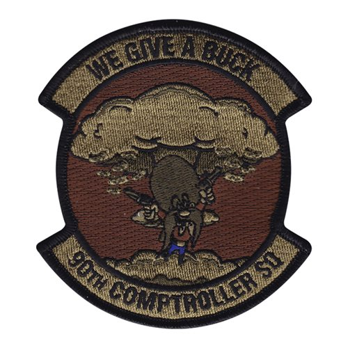 90 CPTS We Give A Buck OCP Patch