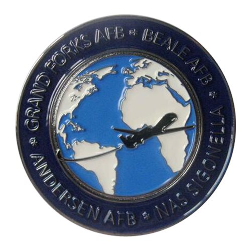 319 RW Commander Coin - View 2