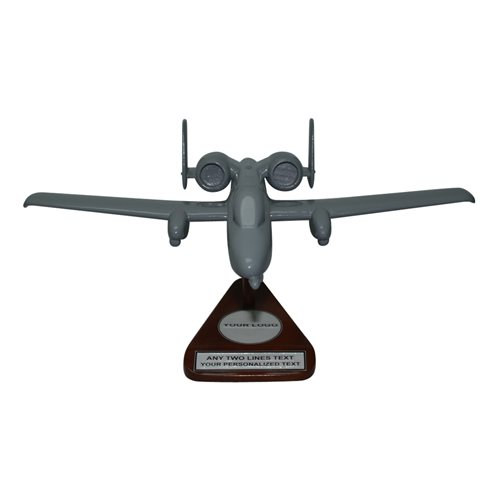 Design Your Own Attack Aircraft Model - View 2