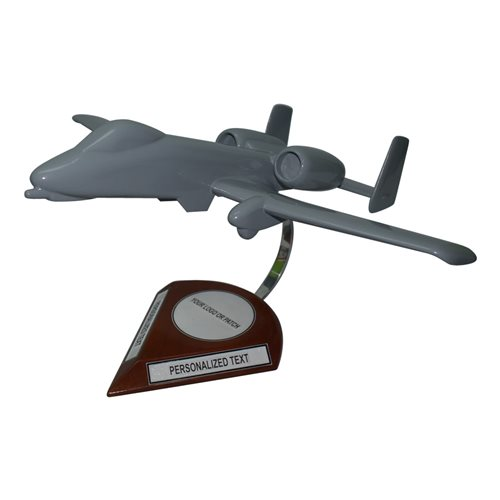 Design Your Own Attack Aircraft Model - View 3