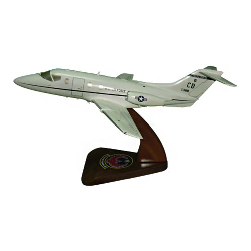 43 FTS T-1A Jayhawk Custom Airplane Model  - View 2