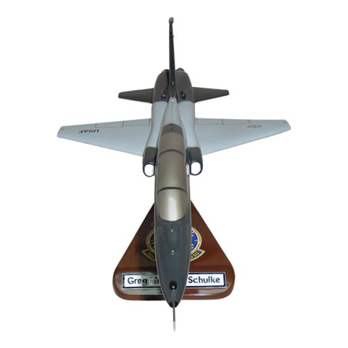 25 FTS T-38C Talon Custom Airplane Model  - View 3