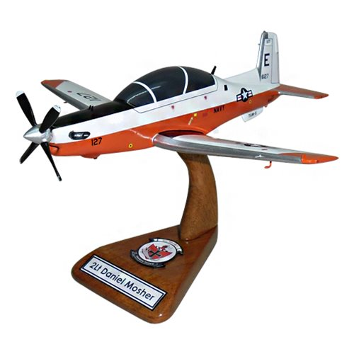 VT-3 T-6B Texan II Custom Airplane Model