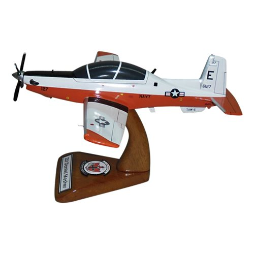 VT-3 T-6B Texan II Custom Airplane Model  - View 2