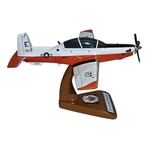 VT-3 T-6B Texan II Custom Airplane Model  - View 4