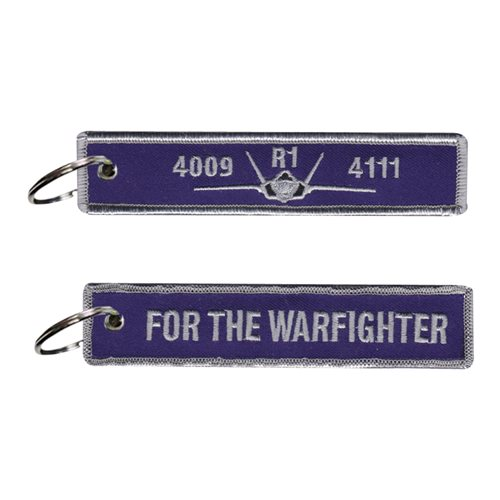 411 FLTS For the War Fighter Key Flag