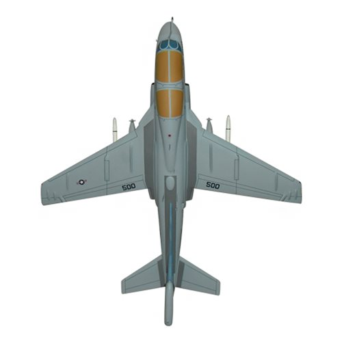 VAQ-139 EA-6B Custom Airplane Model  - View 5