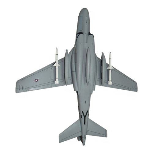 VAQ-139 EA-6B Custom Airplane Model  - View 6
