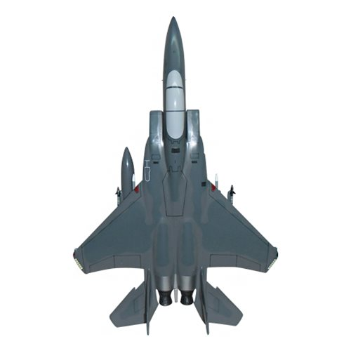 34 SQN RSAF F-15C Custom Airplane Model  - View 4