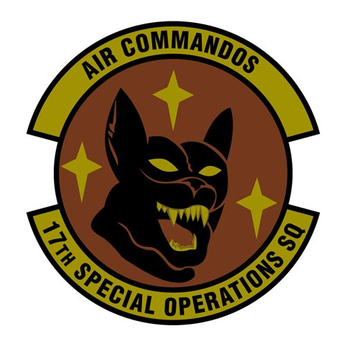 17 SOS Air Commandos OCP Patch