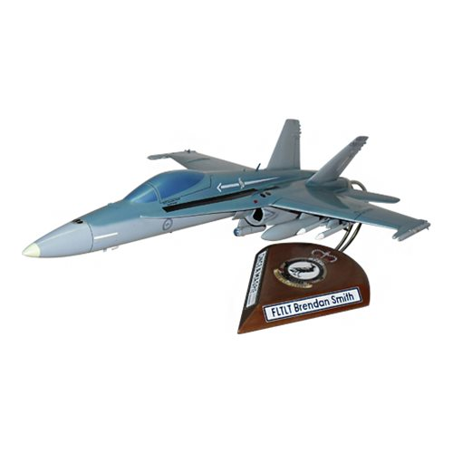 75 SQN F/A-18C Custom Airplane Model