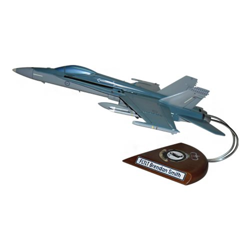 75 SQN F/A-18C Custom Airplane Model  - View 2