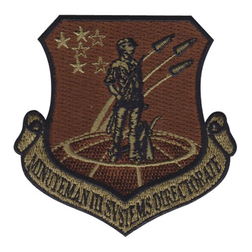 Minuteman III Systems Directorate OCP Patch