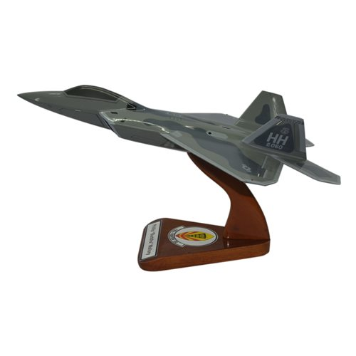 199 FS F-22 Custom Airplane Model  - View 3