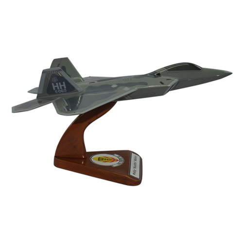 199 FS F-22 Custom Airplane Model  - View 5