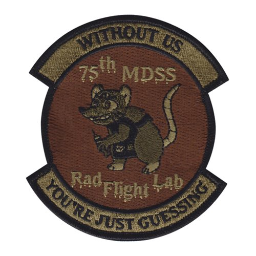 75 MDSS Lab Rad OCP Patch