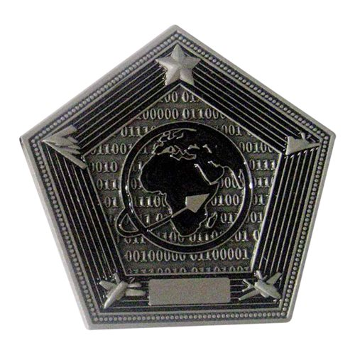 SAF AQL Special Program Challenge Coin - View 2