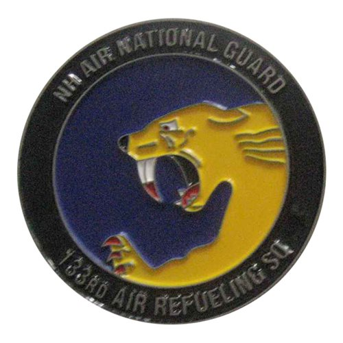 133 ARS NHANG Challenge Coin