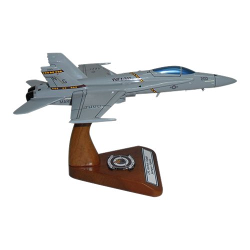 VMFA-323 F-18C Custom Airplane Model  - View 5