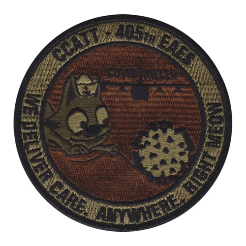 405 EAES CCATT COVID Killer OCP Patch