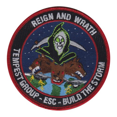 Enhanced Space Capabilities Division Friday Patch