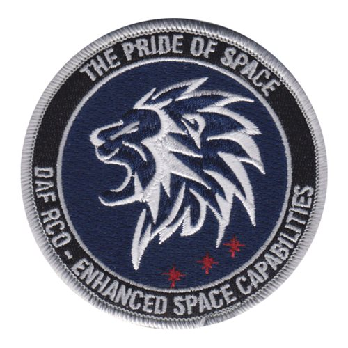 Enhanced Space Capabilities Division Patch