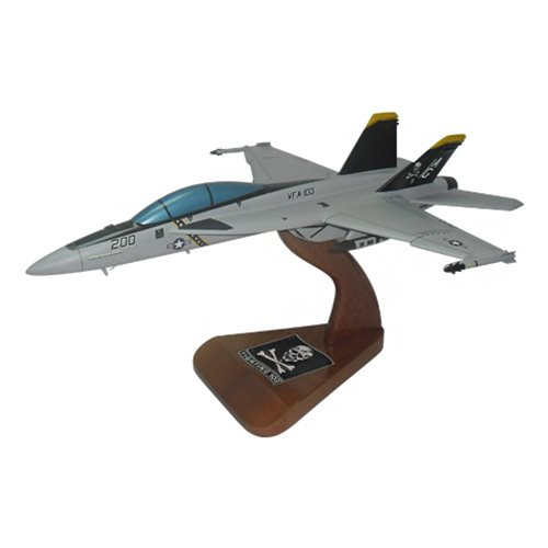 VFA-103 F/A-18E/F Custom Airplane Model