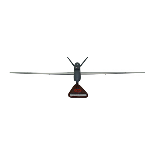 12 RS RQ-4 Global Hawk Model  - View 4