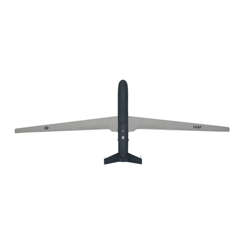 12 RS RQ-4 Global Hawk Model  - View 6