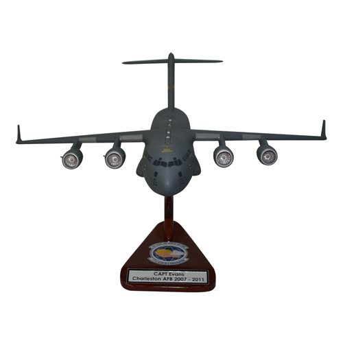 17 AS C-17A Globemaster III Model  - View 3