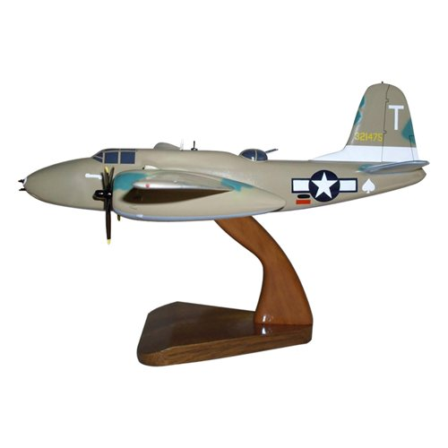 389 BS A-20 Custom Airplane Model  - View 2