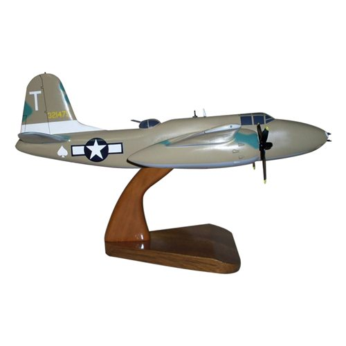 389 BS A-20 Custom Airplane Model  - View 3
