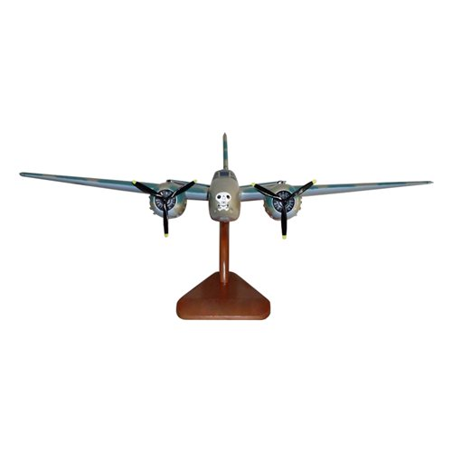 389 BS A-20 Custom Airplane Model  - View 4
