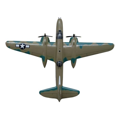 389 BS A-20 Custom Airplane Model  - View 5