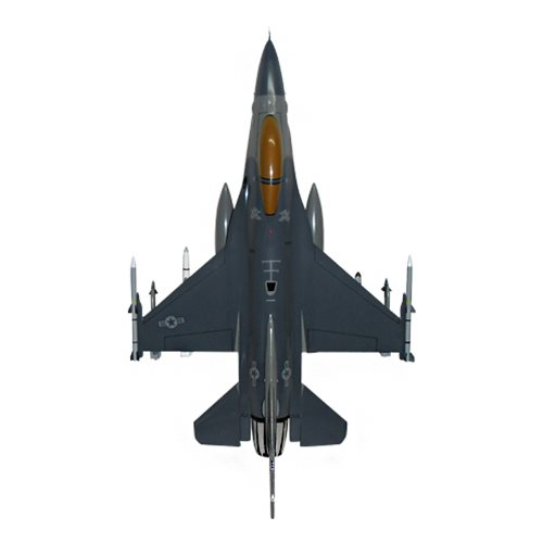 55 FS F-16C Custom Aircraft Model  - View 5