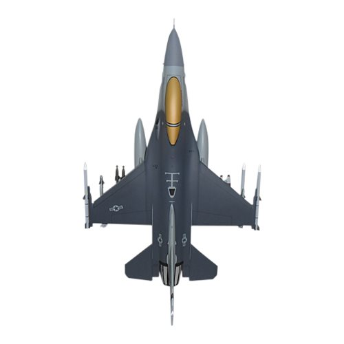 421 FS F-16C Custom Aircraft Model  - View 6