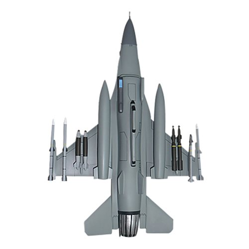 421 FS F-16C Custom Aircraft Model  - View 7