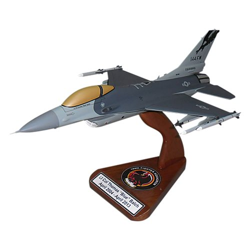 194 FS F-16C Custom Aircraft Model