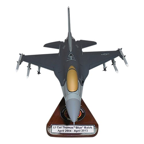 194 FS F-16C Custom Aircraft Model  - View 3