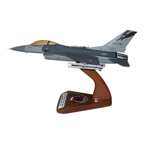 194 FS F-16C Custom Aircraft Model  - View 4