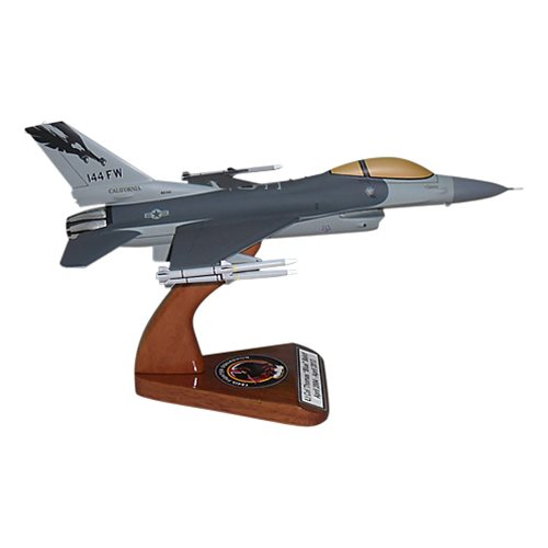194 FS F-16C Custom Aircraft Model  - View 5