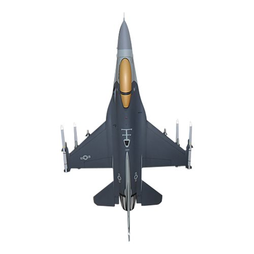 194 FS F-16C Custom Aircraft Model  - View 6