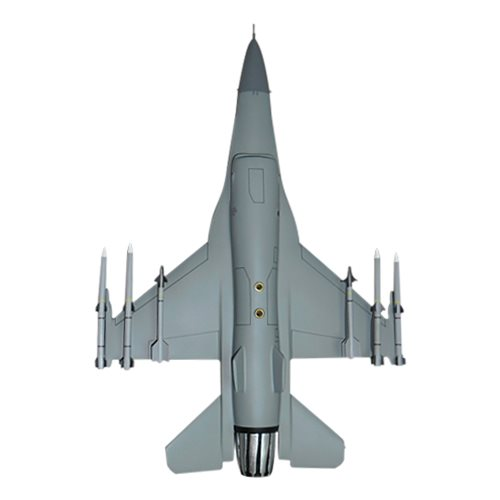 194 FS F-16C Custom Aircraft Model  - View 7