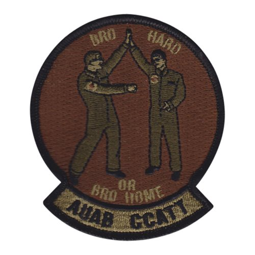 379 EAES CCATT Bro Hard or Bro Home OCP Patch