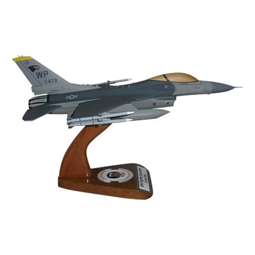 80 FS F-16C Custom Aircraft Model  - View 4