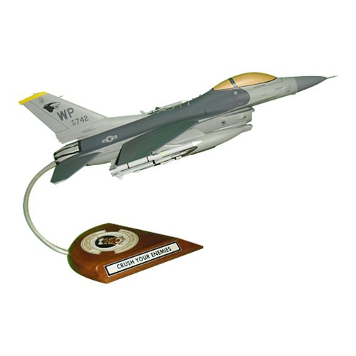 80 FS F-16C Custom Aircraft Model  - View 10