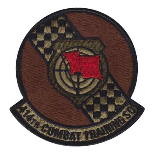 414 CTS Morale OCP Patch