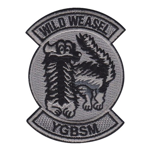 Wild Weasel YGBSM Gray Patch