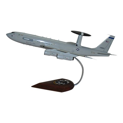 963 AACS E-3 Sentry Custom Airplane Model  - View 2
