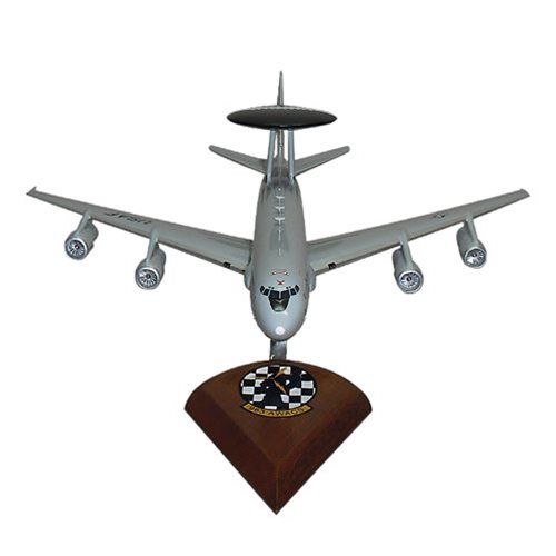 963 AACS E-3 Sentry Custom Airplane Model  - View 3